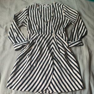 Amuse Society striped dress